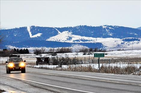 Montana Fish, Wildlife and Parks approved an environmental study to look at the impact of expanding U.S. Highway 93 along the Ninepipe Wildlife Management Area.