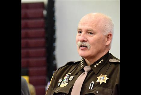 Lake County Sheriff Don Bell talks about career opportunities in law enforcement.