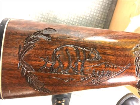 Law enforcement is hoping unique markings on recovered firearms will help get the suspected stolen guns returned to the rightful owners.