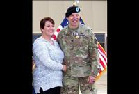 Local soldier honored for saving lives