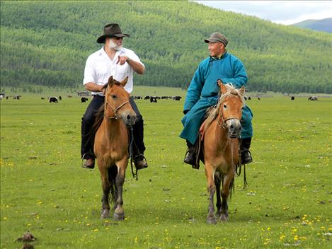 Local couple details trip to Mongolia, land of Eternal Blue Sky