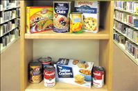 Bring in food for fines