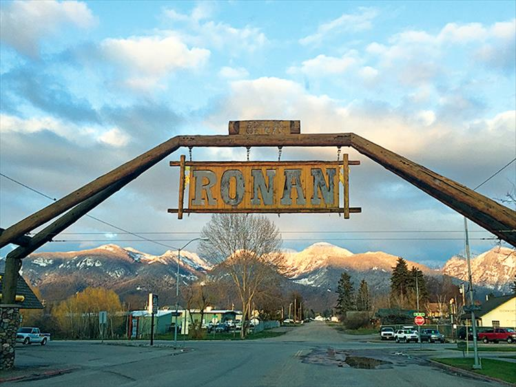 Arch restoration funds sought ... A fundraising effort to save the Ronan arch has recently been launched. The wooden arch that hangs over the entrance to Ronan's Main Street from U.S. Highway 93 was built by the Ronan High School Class of 2002. The sign has had severe weather damage over the years and if not restored, will have to be removed. Arch restoration has been estimated to cost up to $50,000. Anyone wishing to contribute may make donations to the cause at Valley Bank, Glacier Bank or online at www.lakecountycdc.org (click on donate.) For more information, call 676-5901.