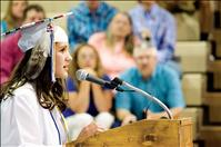 Mission grads encouraged to make a difference
