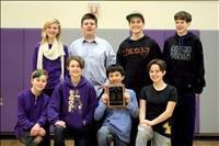 Polson wins 3rd straight academic bowl