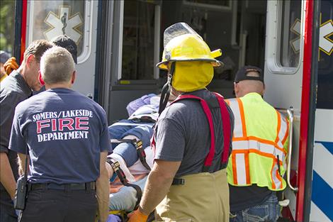 Most of those hurt in the collapse suffered from orthopedic and neurological injuries.