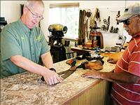 Lane brings boot and shoe repair business to Polson