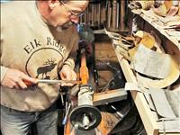 Native American flute making a 'labor of love' for Kalispell-area man