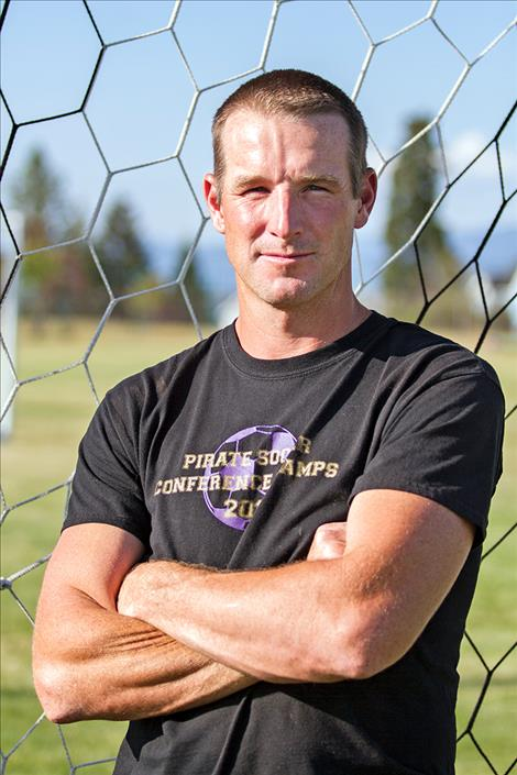 Jamie Whealon is the new Lady Pirates head soccer coach.