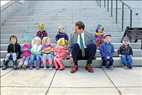 Governor Bullock announces preschool opportunities in Montana communities