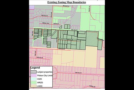 County approves rezoning for Gray's Acres area