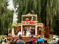 Montana Shakespeare in the Parks performed in Mission Valley
