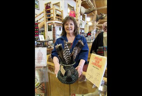 Jan Kauffman will be the featured artist at the Ninepipes Museum of Early Montana on Saturday, Oct. 7.