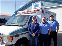 Polson Ambulance Inc. covers Lake County