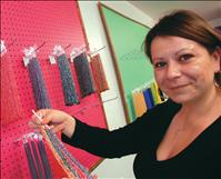 Local woman opens beading supply shop