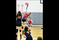 Volleyball seasons end in divisional action for Polson, Arlee