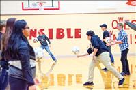 Students learn about different cultures during diversity conference