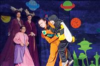Students travel 'to infinity and beyond' during MCT play