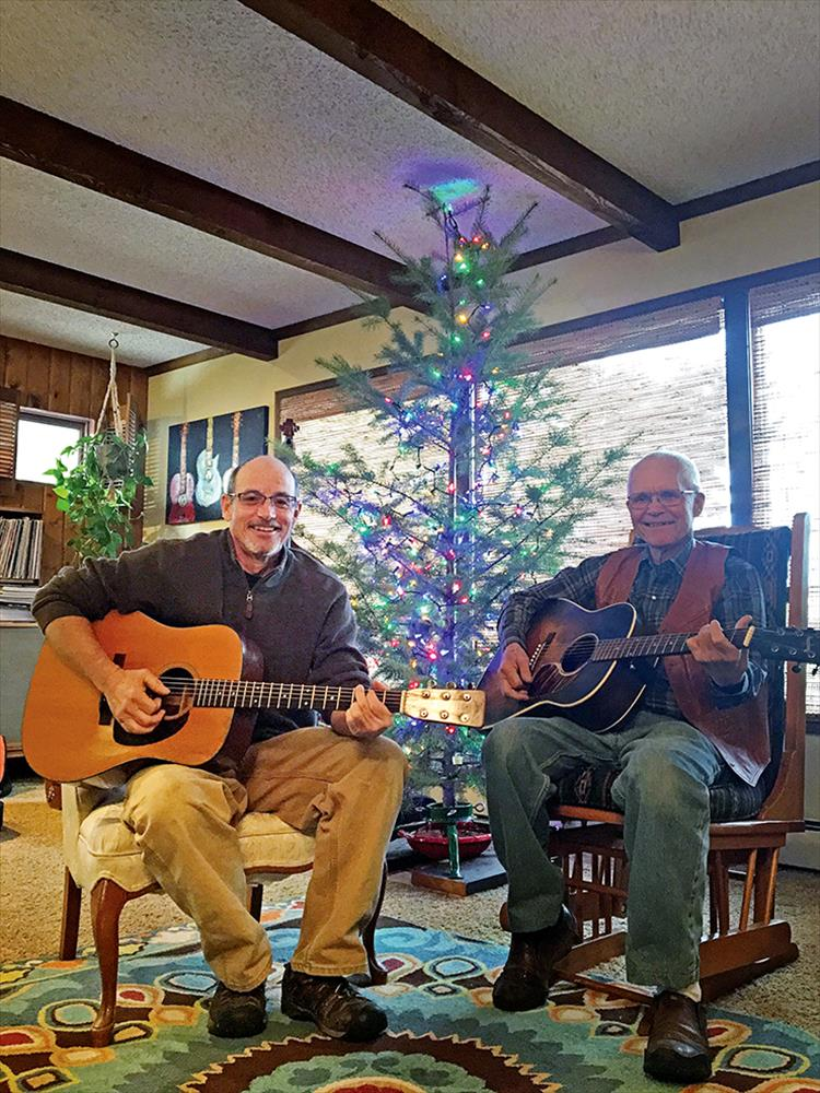 The Gravely Mountain Boys will perform a pass-the-hat bluegrass concert on Friday, Dec. 8 from 6-8 p.m. at the Hangin' Art Gallery on U.S. Highway 93 in downtown Arlee. Dinner will be served from 5-7:30 p.m.Visit www.hanginartgallery.com, check out the Hangin' Art Gallery Facebook page or call 406-726-5005 for more information.