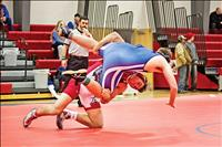 Arlee grapplers mix it up