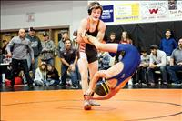 Ronan wrestlers place second at home tournament