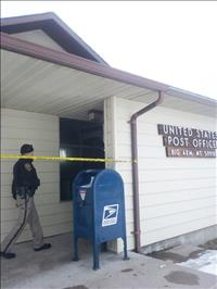 Big Arm postal services relocated due to fire