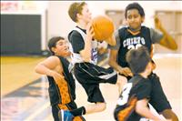 Hoops tourney fires up middle-schoolers