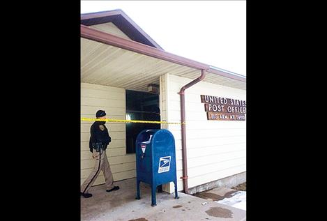 No mail was lost in a Jan. 9 fire at the Big Arm post office, according to a USPS manager of operations for western Montana. Services have been moved to the Elmo office.