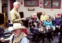 Gianforte touts tax bill in visit to Polson