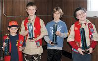 Pinewood Derby to heat up Polson gym