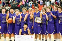 Pirates win district tourney