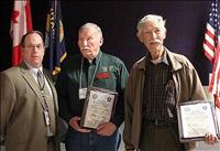 FAA honors local pilots
