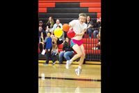 Dodgeball tournament benefits spring sports programs