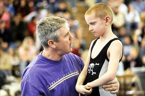 Polson Pirate head wrestling coach Bob Owen will be inducted into the Montana Coaches Association Hall of Fame on Aug. 2.