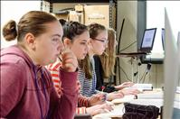 Nonprofit organization seeks to increase female participation in technology careers