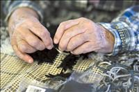 Local quilters stitch blankets, mend hearts