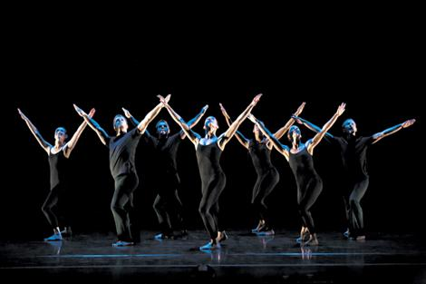 Utah's Repertory Dance Theatre will perform in Ronan April 18 as a fundraiser for the Lake County Youth Home.