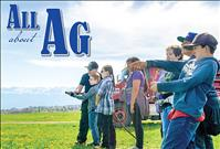 Students learn origins of food, explore ag-related topics