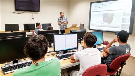 Tech camp offered for Native students