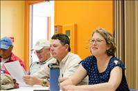 Board hears about successful wildlife management programs
