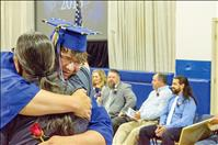 Twenty-four students receive diplomas