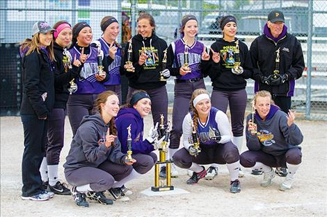 The Polson Purple Rain 16U/18U Champs