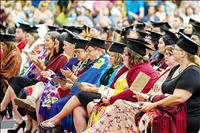Salish Kootenai College celebrates 38th graduation ceremony
