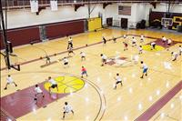 Sports camps start for kids