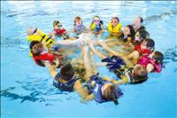 Polson second graders learn to swim