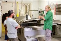 Local artisan cheesemaker holds open house