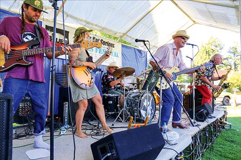 Hot Springs' Blues Fest