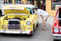 Summerfest car show turns heads