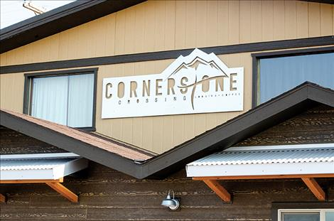 Cornerstone Crossing is a new emergency and transitional housing project in St. Ignatius.