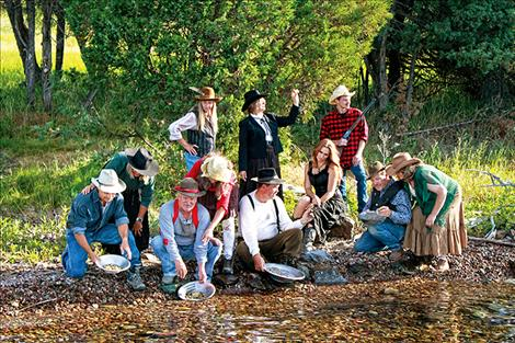 The 27th annual Dayton Daze event will feature a Montana Gold Rush theme.